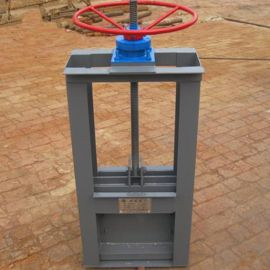 闸门厂家 机闸一体式钢闸门 钢制闸门