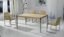 不锈钢餐桌(SX-A8113)