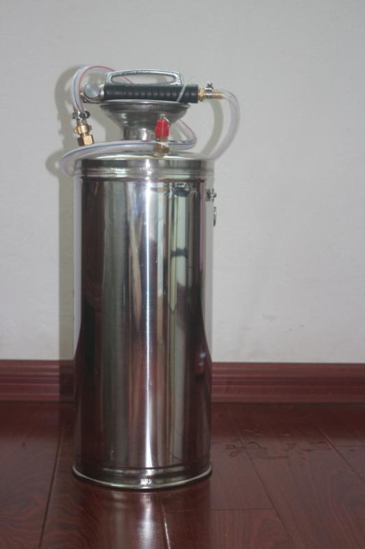 6L加  档加固养兰花不锈钢喷药打药浇水消毒园艺农用喷雾器