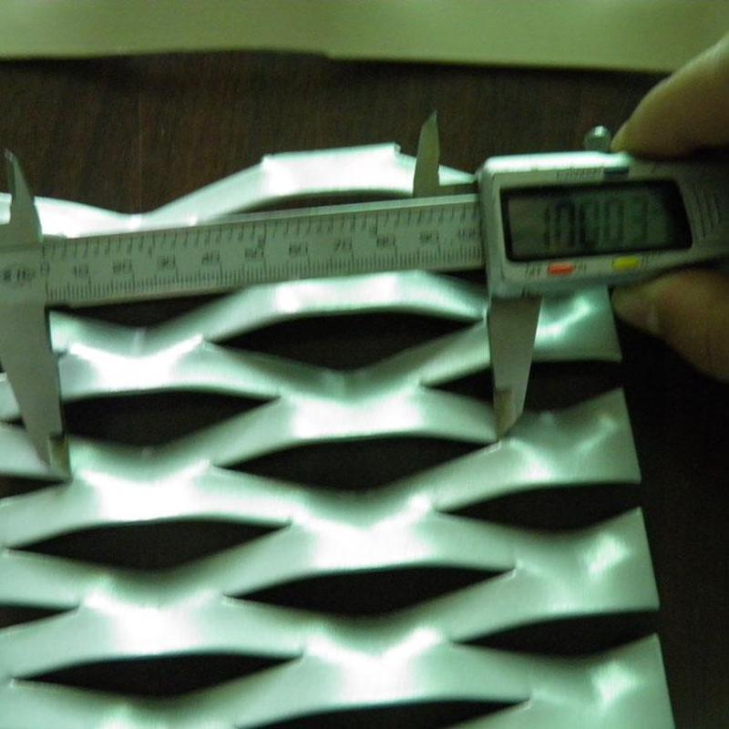 鋁板網 外牆裝飾網 拉伸鋁板網