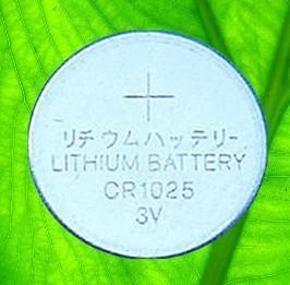 电池(CR1025)