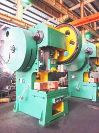 力牌63吨普通开式气动固定台钢板焊接压力机(JB21-63)