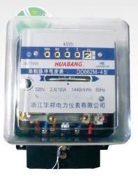 DD862M脉冲电能表