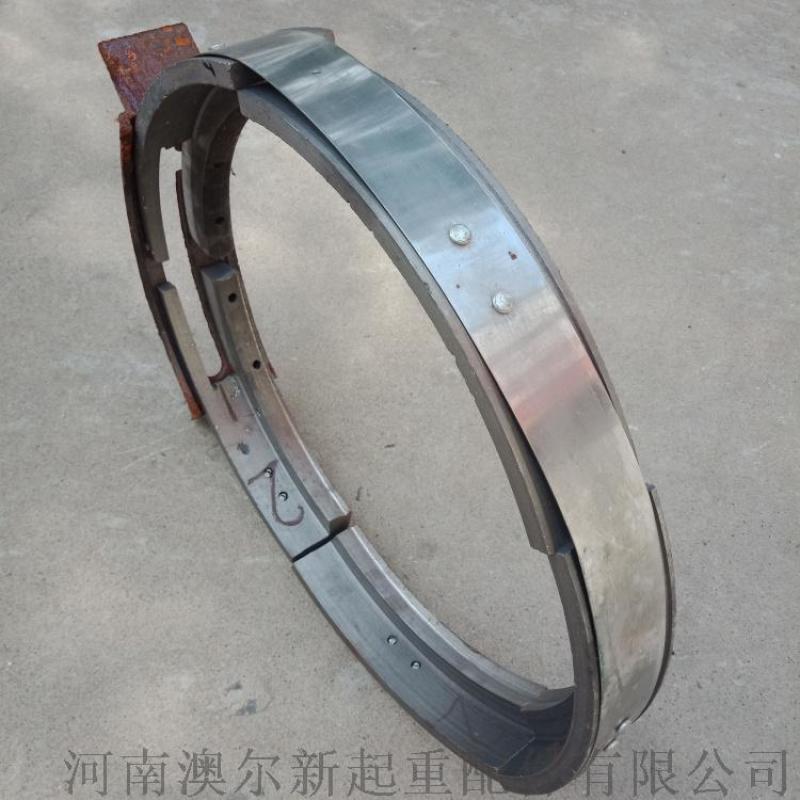 電動葫蘆生鐵導繩器  開口型易更換導繩器  排繩器