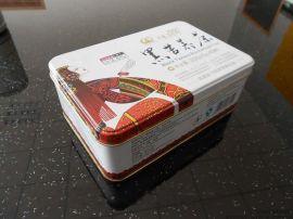 有机黑苦荞茶|200g茶叶铁盒|精品长方形铁盒|**厂家|