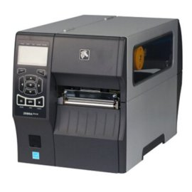 zebra zt410 二维条码机 斑马ZM400升级版