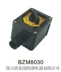 BZM8030/220V防爆防腐照明开关 塑料防爆照明开关厂家直供