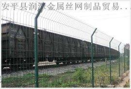 大同铁路护栏网_铁路隔离栅_铁路防护网