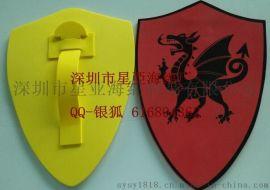 直销注塑EVA海绵 冷压肩部防护片 防火防静电热压玩具成型