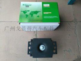VOLVO FM12后钢板缓冲垫1629553/20390836,悬架橡胶减震垫1577873/8151413