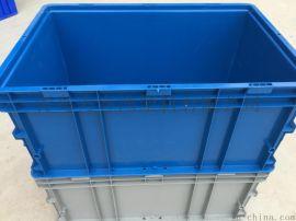 LRH牌欧美标准物流箱  600*400*280可堆式物流箱