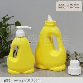 上海化妆品塑料瓶 儿童洗涤瓶儿童瓶供应商容量500ml  1000ml