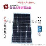 供應佳潔牌JJ-60DD60瓦單晶太陽能電池板