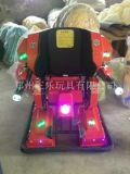 山东户外行走机器人碰碰车钢铁侠多少钱一台厂家直供