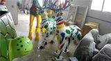 玻璃钢长颈鹿 卡通 雕塑 摆件