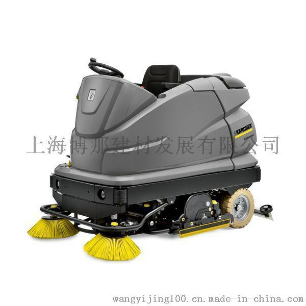 德國凱馳/KARCHER/大型自動洗地機/地面洗地機/洗地機/駕駛式全自動洗地機B250R BP
