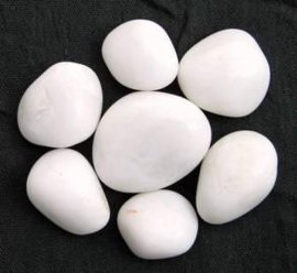 鹏宇五彩石,染色彩石,装饰鹅卵石