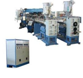 200--500HDPE双壁波纹管生产线