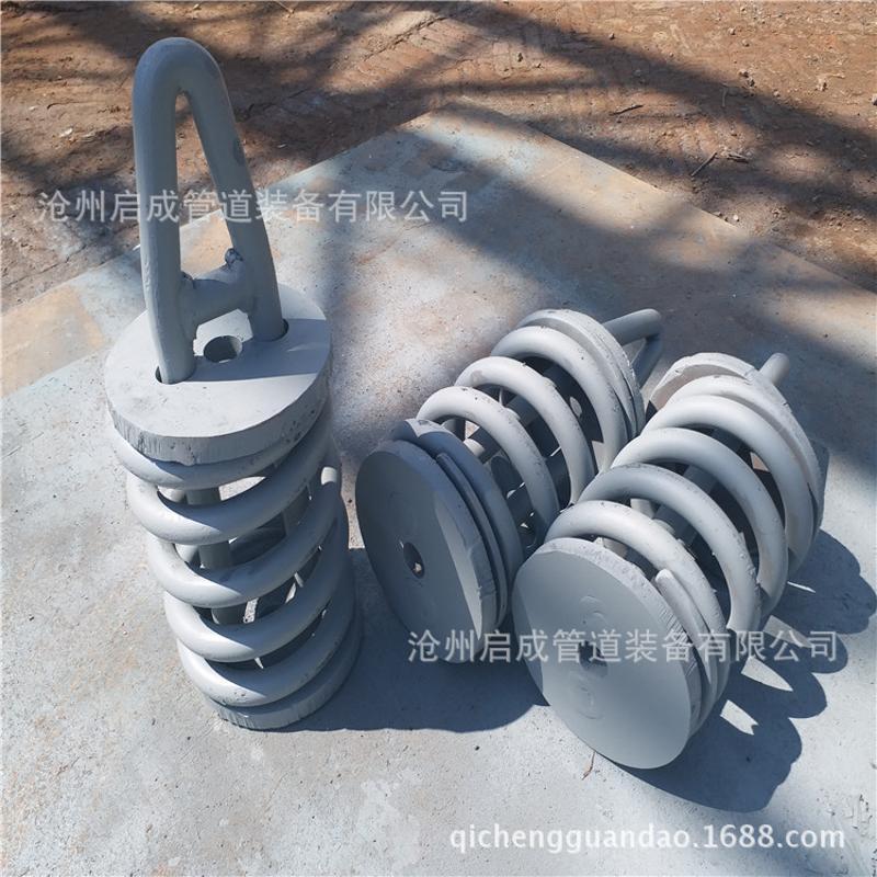 订做烟风煤粉管道支吊架 弹簧支吊架 按图集标准制作
