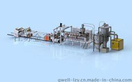 PET片材挤出生产线