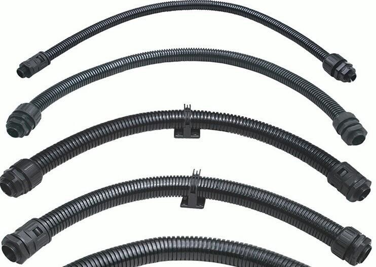 福莱通塑料波纹管,穿线塑料软管