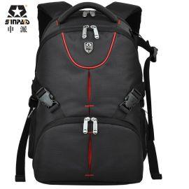批发申派**专业摄影双肩背包 摄影包单反相机包摄影背包分销