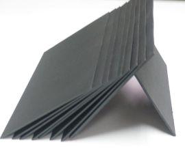 厂家批发250G-500G双透黑卡纸 厂家直销 现货批发