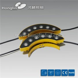 6w瓦楞燈 大功率LED瓦片燈 led瓦面燈