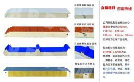 聚氨酯冷库板,聚氨酯屋面板,聚氨酯复合板