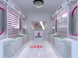 2019新款化妆品店展柜定制
