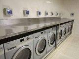 全國聯保正品原裝8公斤滾筒酒店投幣洗衣機微支付微信支付寶商用洗衣機自助洗衣房