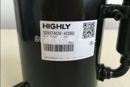 海立压缩机 上海日立压缩机 SD074CV 冷干机 油冷却机压缩机