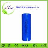 东莞26650 3.7 v 4500 mah锂离子电池制造商