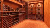 車載酒櫃 紅酒展示架 酒窖橡木門 鼎頌可靠、安心
