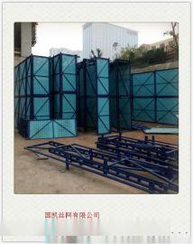 噴塑爬架網片     噴塑鍍鋅板爬架網片     鋼制安全網