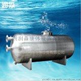 廣州大型泳池設備專業生產 潤淼不鏽鋼砂缸加工定製