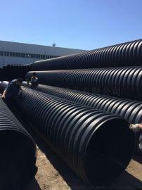 北京污水管道钢带波纹管多少钱一米
