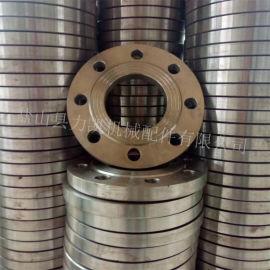 碳钢板式平焊法兰DN100 PN10