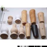 厂家生产定制实木桉木 榉木 荷木 橡木木脚桌子脚