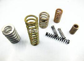 供应弹簧钢及304不锈钢压缩弹簧