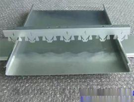 防风铝条扣吊顶图片 定制各种规格铝条扣天花