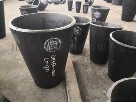 稀土合金管 稀土合金耐磨弯头 耐磨管件生产厂家 江河机械