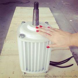 德州晟成设计定制2500w铝壳风力发电机48v