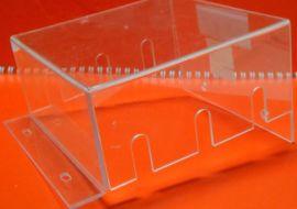 PC罩折弯加工 PC板雕刻 透明PC盒 厂家加工