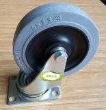 生产厂家供应5寸中型防静电万向脚轮(MSTPR5)