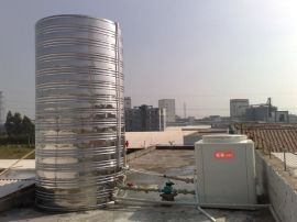 太阳能热水工程 梅州宿舍热水设备工程安装