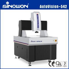 一键式测量仪中旺精密高精度2.5D全自动影像测量仪