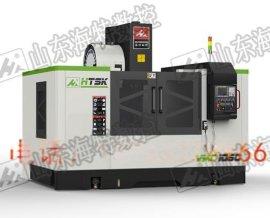 厂家直销供应 发那科/KND/新代系统  VMC1060精密立式加工中心 山东海特数控机床