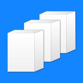 白盒 小白盒 尺寸66x29x100mm 中性包装