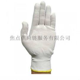 霍尼韦尔 耐磨透气3级 莱卡防割编织手套 8寸 2232244CN-08